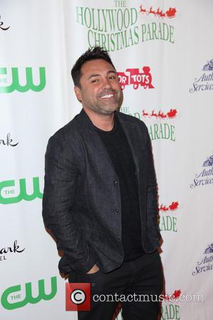Oscar De La Hoya - The 84th Annual Hollywood Christmas Parade on Hollywood Boulevard. at Hollywood Christmas Parade - Los...