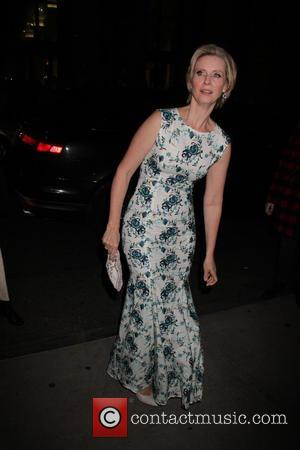 CYNTHIA NIXON - 25th Annual Gotham Independent Film Awards - Outside Arrivals at Cipriani Wall St. - New York City,...