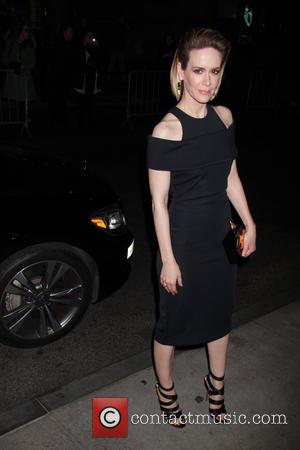 SARAH PAULSON - 25th Annual Gotham Independent Film Awards - Outside Arrivals at Cipriani Wall St. - New York City,...