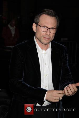 CHRISTIAN SLATER - 25th Annual Gotham Independent Film Awards - Outside Arrivals at Cipriani Wall St. - New York City,...