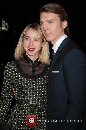 PAUL DANO , ZOE KARAN - 25th Annual Gotham Independent Film Awards - Outside Arrivals at Cipriani Wall St. -...