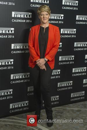 Clare Balding - Celebrities attends a photocall and conference for the 2016 Pirelli Calendar shot by Annie Leibovitz in the...