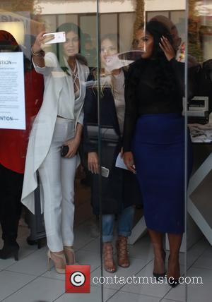 Kylie Jenner - Kylie Jenner launches her latest line of lip glosses at the Dash Boutique in West Hollywood -...