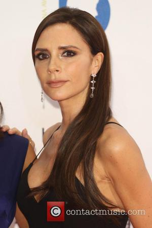 Victoria Beckham - The Global Gift Gala 2015 held at the Four Seasons Hotel - Arrivals - London, United Kingdom...
