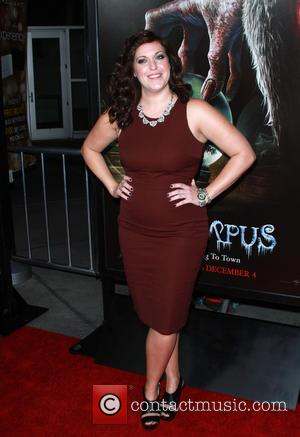 Allison Tolman - Los Angeles premiere of 'Krampus' at the ArcLight Cinemas Hollywood - Arrivals - Los Angeles, California, United...