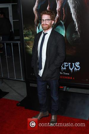 Seth Green - Los Angeles premiere of 'Krampus' at the ArcLight Cinemas Hollywood - Arrivals - Los Angeles, California, United...