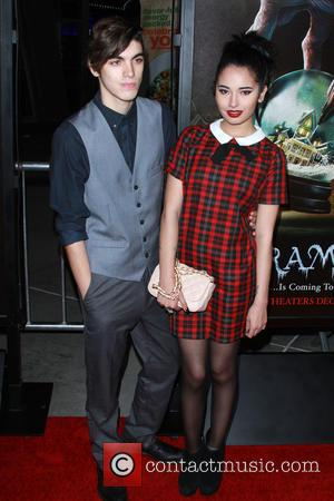John Michael Houseman and Laura Sanchez