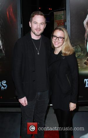 Shawn Ashmore , Dana Wasdin - Los Angeles premiere of 'Krampus' at the ArcLight Cinemas Hollywood - Arrivals - Los...