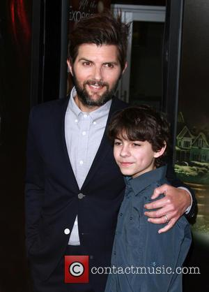 Adam Scott and Emjay Anthony