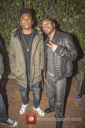 Tyrin Turner and Lil Caine The Artist