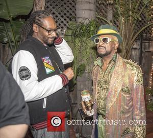 Snoop Lion, Snoop Dogg and Bishop Don Magic Juan