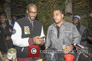 Snoop Lion, Snoop Dogg and Omar Gooding