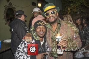 Snoop Dogg and Bishop Don Magic Juan
