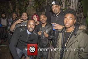 Slink Johnson, Babee Loc, Tyrin Turner and Lil Caine The Artist