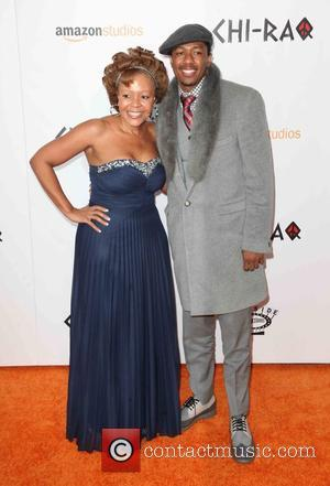 Beth Gardner and Nick Cannon