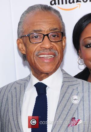 Al Sharpton - New York premiere of 'Chi-Raq' at the Ziegfeld Theater - Arrivals at Ziegfeld Theater - New York,...