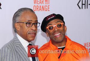 Al Sharpton and Spike Lee