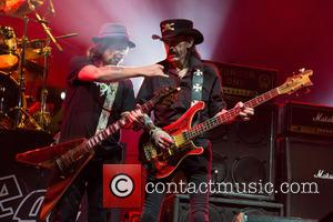 Motorhead, Phil Campbell and Lemmy