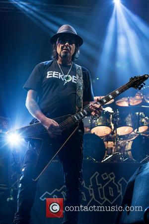 Motorhead and Phil Campbell