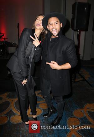 Zendaya and Tahj Mowry