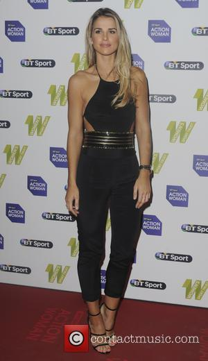 Vogue Williams - 2015 BT Sport Action Woman Awards - Arrivals - London, United Kingdom - Tuesday 1st December 2015