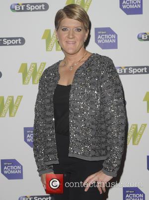 Clare Balding - 2015 BT Sport Action Woman Awards - Arrivals - London, United Kingdom - Tuesday 1st December 2015