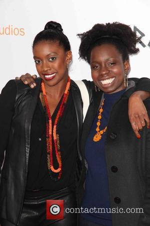 Condola Rashad and Adepro Oduye