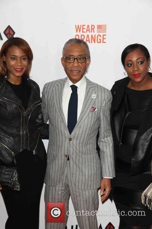 Al Sharpton, Guests and Dominique Sharpton