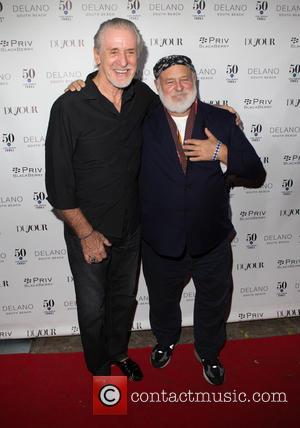Pat Riley and Bruce Weber