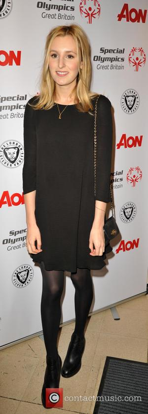 Laura carmichael - Cast members from Downton Abbey attend an event with Team GB Special Olympics medal winners at the...