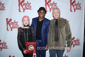 Cyndi Lauper, Wayne Brady and Harvey Fierstein