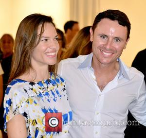 Hilary Swank and Guest