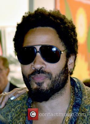 Lenny Kravitz - Art Basel Miami Beach - VIP preview at the Miami Beach Convention Center at Miami Beach Convention...