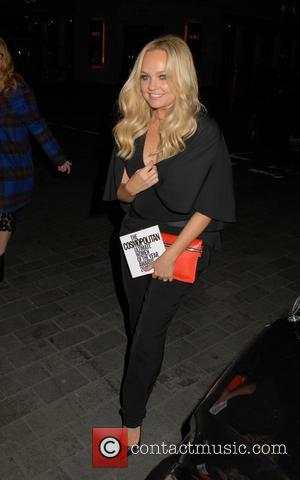 Emma Bunton - Cosmopolitan Ultimate Women Of The Year Awards at One Mayfair - London, United Kingdom - Wednesday 2nd...