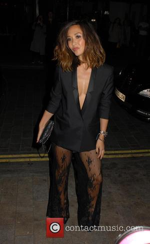 Myleene Klass - Cosmopolitan Ultimate Women Of The Year Awards at One Mayfair - London, United Kingdom - Wednesday 2nd...