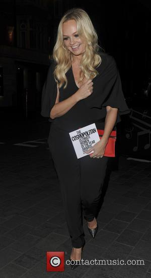 Emma Bunton - various celebrities attend Cosmopolitan Ultimate Women Of The Year Awards - London, United Kingdom - Wednesday 2nd...
