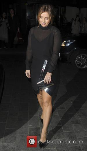 Louise Redknapp - various celebrities attend Cosmopolitan Ultimate Women Of The Year Awards - London, United Kingdom - Wednesday 2nd...