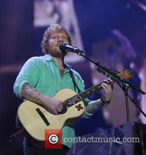 Ed Sheeran Ballad Tops First Dance Wedding Poll