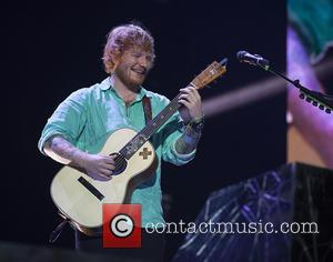 Ed Sheeran: 'Russell Crowe And I Love Getting Drunk Together'