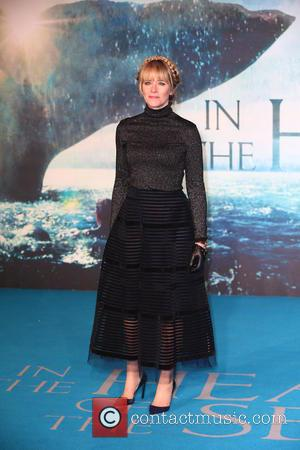 Edith Bowman - 'In the Heart of the Sea' U.K. premiere - Arrivals - London, United Kingdom - Wednesday 2nd...