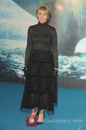 Edith Bowman - The Heart Of The Sea film premiere held at Empire cinema - London, United Kingdom - Wednesday...