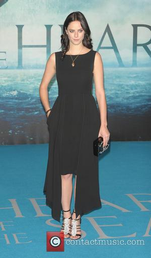 Kaya Scodelario - The Heart Of The Sea film premiere held at Empire cinema - London, United Kingdom - Wednesday...