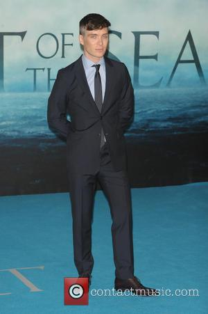 Cillian Murphy - The Heart Of The Sea film premiere held at Empire cinema - London, United Kingdom - Wednesday...