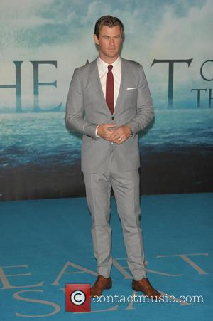 Chris Hemsworth - The Heart Of The Sea film premiere held at Empire cinema - London, United Kingdom - Wednesday...