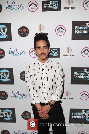 Ray Santiago - Burberry + Art Hearts Fashion Miami Art Basel Week at Spectrum Opening Night Gala Presented by Planet...
