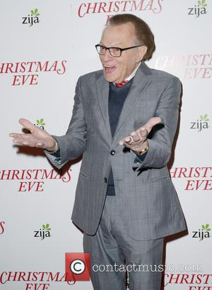 Larry King - Premiere of 'Christmas Eve' at ArcLight Hollywood - Arrivals at ArcLight Hollywood - Hollywood, California - Los...