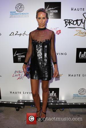 Lady Victoria Hervey - Presented by Love Fashion Art New York, Haute Living Magazine and Superega for Domingo Zapata, Domingo...