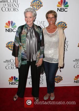 Lee Meriwether and Kyle Aletter