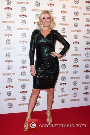 Denise Van Outen - Cosmopolitan Ultimate Women Of The Year Awards held at One Mayfair. - London, United Kingdom -...