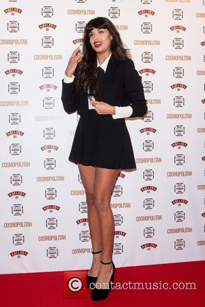 Jameela Jamil - Cosmopolitan Ultimate Women Of The Year Awards held at One Mayfair. - London, United Kingdom - Wednesday...